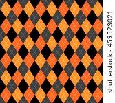 seamless argyle pattern....   Shutterstock .eps vector #459523021
