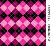seamless argyle pattern.... | Shutterstock .eps vector #459523099