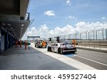 buriram   thailand 24   audi r8 ...   Shutterstock . vector #459527404