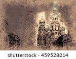 Church Of The Savior On Blood...