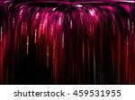 an abstract swirly or wavy... | Shutterstock . vector #459531955