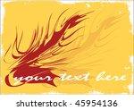 vector poster | Shutterstock .eps vector #45954136
