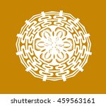 chinese paper cut works ... | Shutterstock . vector #459563161