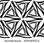 seamless vector pattern with... | Shutterstock .eps vector #459569521