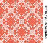 abstract seamless pattern of... | Shutterstock .eps vector #459583081
