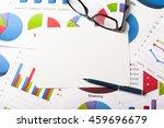 chart  business | Shutterstock . vector #459696679