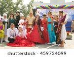 petropavlovsk  kazakhstan  ... | Shutterstock . vector #459724099