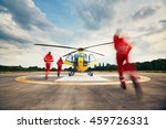 Alarm For The Air Rescue...