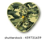 armed forces day camouflage... | Shutterstock . vector #459731659
