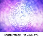 violet abstract blur background ... | Shutterstock . vector #459838591