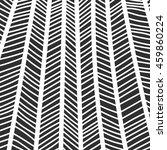 abstract zentangle monochrome...   Shutterstock . vector #459860224