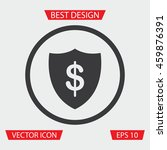 euro icon   vector illustration ...