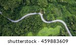 top view of the the road in... | Shutterstock . vector #459883609