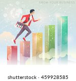 modern vector illustration  ... | Shutterstock .eps vector #459928585