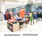 abstract blur shopping mall... | Shutterstock . vector #459933334