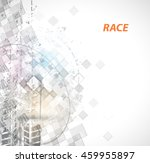 racing square background ... | Shutterstock .eps vector #459955897