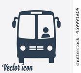 bus icon. schoolbus.   Shutterstock .eps vector #459991609