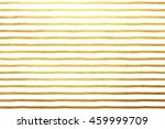 golden stripes isolated on... | Shutterstock . vector #459999709