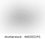 black and white halftone... | Shutterstock .eps vector #460202191
