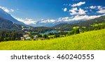 Panorama View To Lenzerheide...