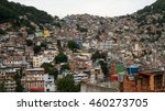 rocinha  little farm  is the... | Shutterstock . vector #460273705