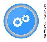 web line icon. gears | Shutterstock .eps vector #460339714