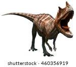 Ceratosaurus 3d Illustration