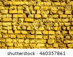 Vintage Yellow Golden Brick...