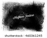 halftone dots vector texture... | Shutterstock .eps vector #460361245