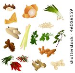 South East Asian Herbs And...