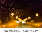 abstract colorful bokeh   water ... | Shutterstock . vector #460371259
