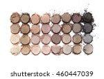 a broken neutral colored eye...   Shutterstock . vector #460447039