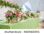 Wedding Floristics. Decoration...