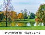 landscape scene | Shutterstock . vector #460531741