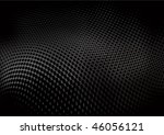 black abstract background with... | Shutterstock . vector #46056121