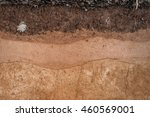 Form Of Soil Layers Its Colour...