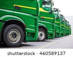 transporting freighting service ... | Shutterstock . vector #460589137