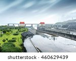 china yangtze river three... | Shutterstock . vector #460629439