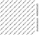 vector seamless pattern. modern ... | Shutterstock .eps vector #460663165