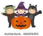 halloween | Shutterstock .eps vector #460696501