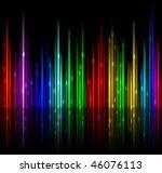 easy to edit vector background... | Shutterstock .eps vector #46076113