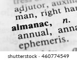 Small photo of Almanac