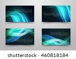 vector template for business... | Shutterstock .eps vector #460818184
