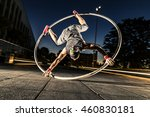 Cyr Wheel Performance Session