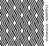 vector seamless texture. modern ... | Shutterstock .eps vector #460895911