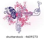 vintage emblem | Shutterstock .eps vector #4609273