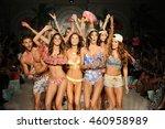 miami  fl   july 17  designers...   Shutterstock . vector #460958989
