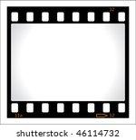 blank film negative | Shutterstock .eps vector #46114732