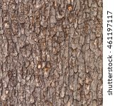 seamless tree bark background.... | Shutterstock . vector #461197117