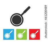 pan icon. simple logo of pan on ...